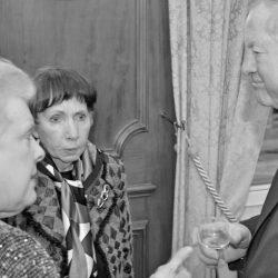 La Ministre Catherine Trautmann était en charge du toast d'honneur de l'édition 2016.