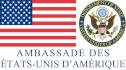 US Embassy Paris Logo