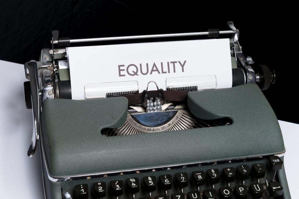 principe d'égalité